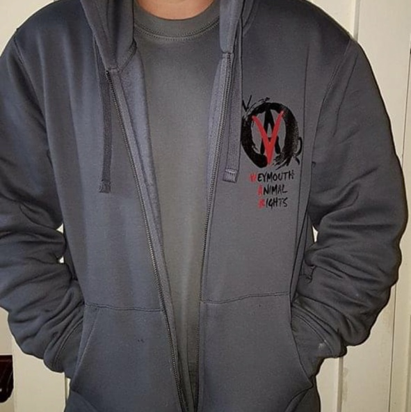 Product Image 1 - WEYMOUTH ANIMAL RIGHTS (WAR) ZIP