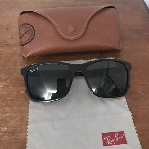 bf002c19c @rikghosh. 3 days ago. Lancaster, United Kingdom. Ray-Ban wayfarer polarised  sunglasses