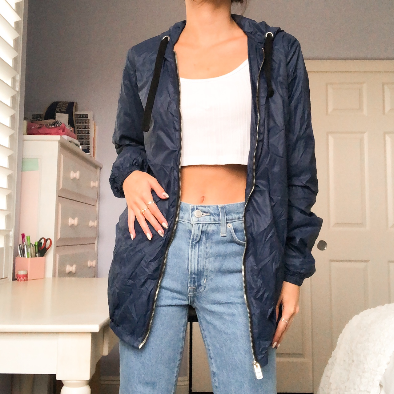 Product Image 1 - Pull & Bear Navy Blue