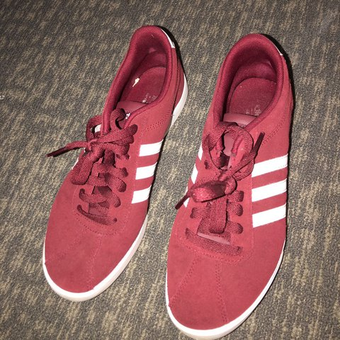 0215011e95b2c @msimkins1. in 20 hours. Columbia, United States. Red suede Adidas sneakers!  My all time favorite ...