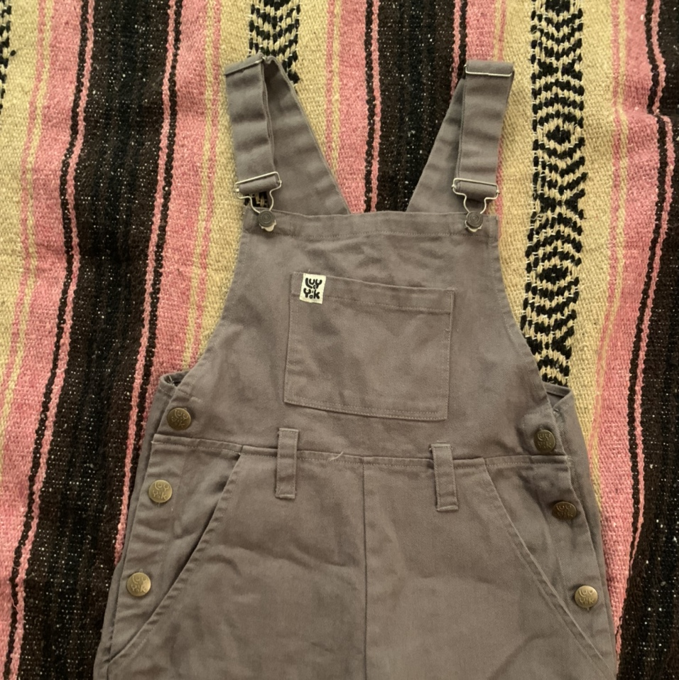 Product Image 1 - Lucy and yak grey dungaree