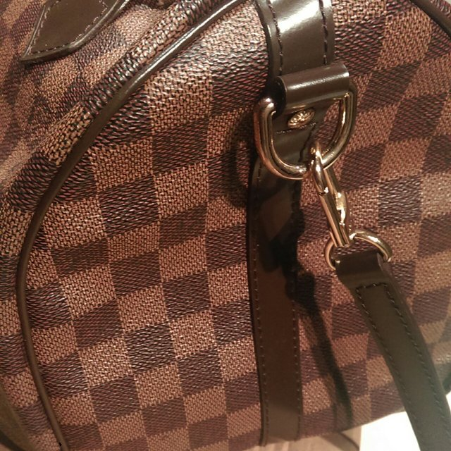 Louis Vuitton Bauletto Tracolla