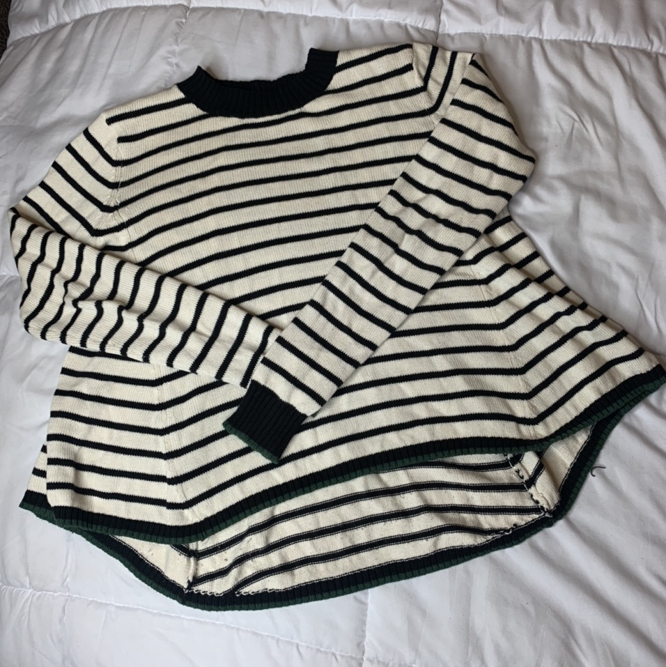 Product Image 1 - Cute striped sweater // SIZE: