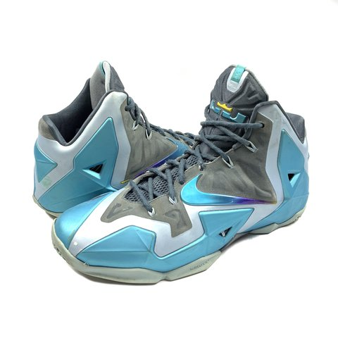 timeless design a6005 2dea1  alvintage. 13 days ago. Killarney Heights, Australia. Nike Lebron 11  Gamma  Blue