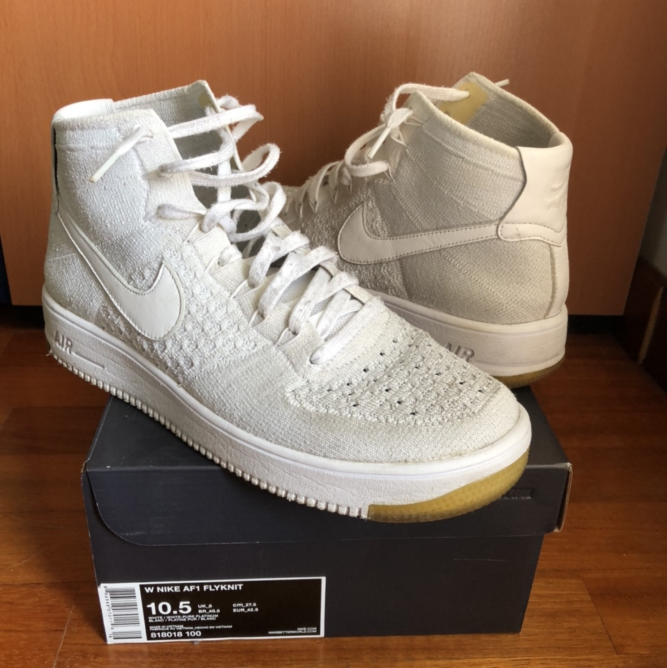 Product Image 1 - Nike AIR FORCE 1 FLYKNIT