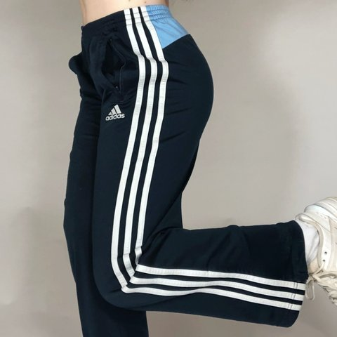 0ae38dcf6 @tomboythrifts. last month. Glasgow, United Kingdom. 🦋 ADIDAS TRACK PANTS  🦋 Vintage retro 90s Adidas three stripe ...