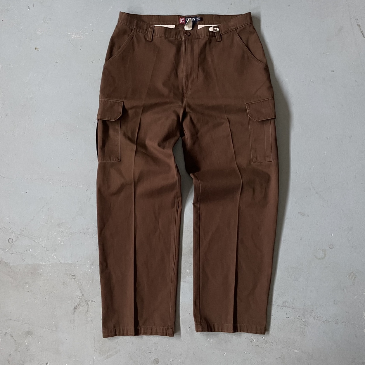 Product Image 1 - Vintage Chocolate Brown Chaps Travis