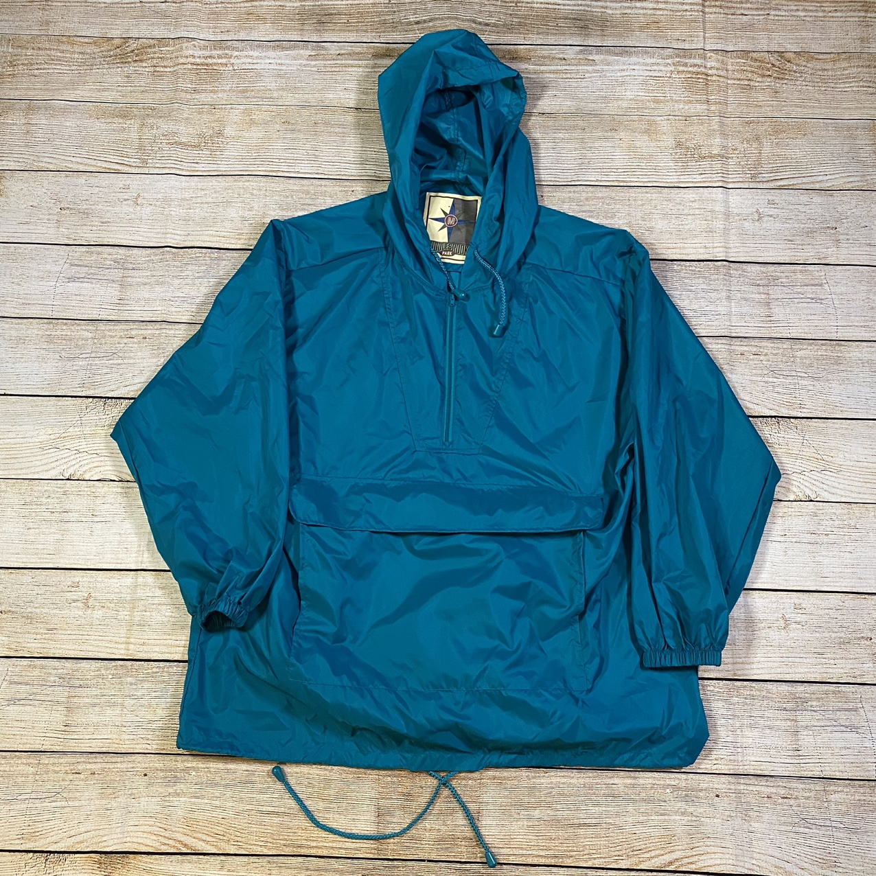 Product Image 1 - Vintage 1990's 3-in-1 Convertible Halfzip