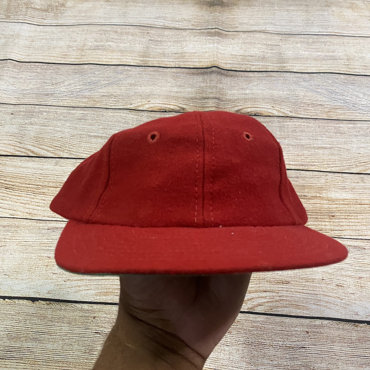 Product Image 1 - Vintage 1960's Wool fitted hat