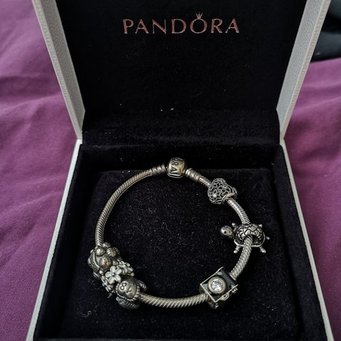 279bb2f39 @shanowan. 24 days ago. Havant, GB. Pandora bracelet and charms. Can be sold  separately or all ...