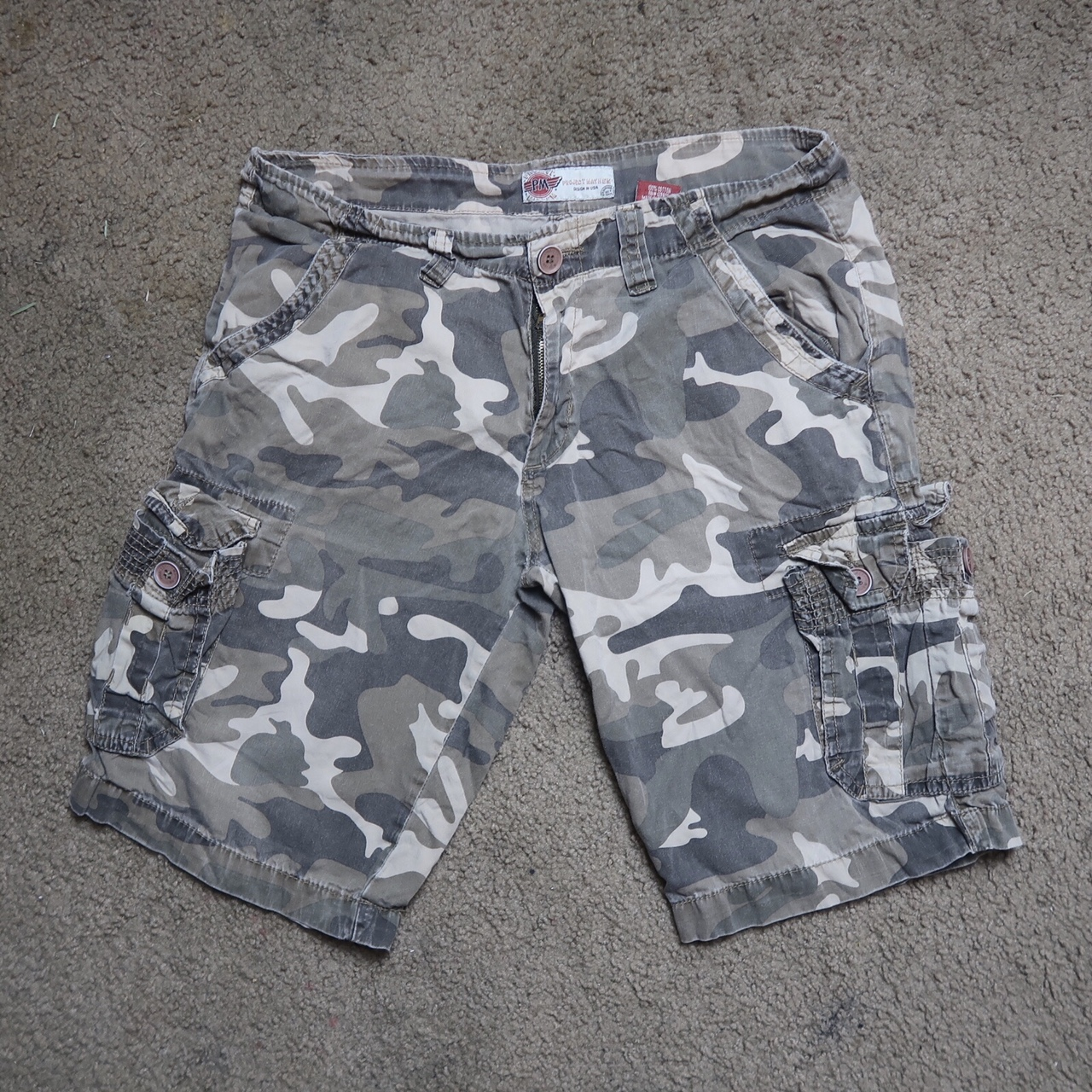 Product Image 1 - Men's Camouflage trunks   Perfect for the
