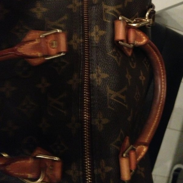 Louis Vuitton Bauletto Speedy 40 Monogram