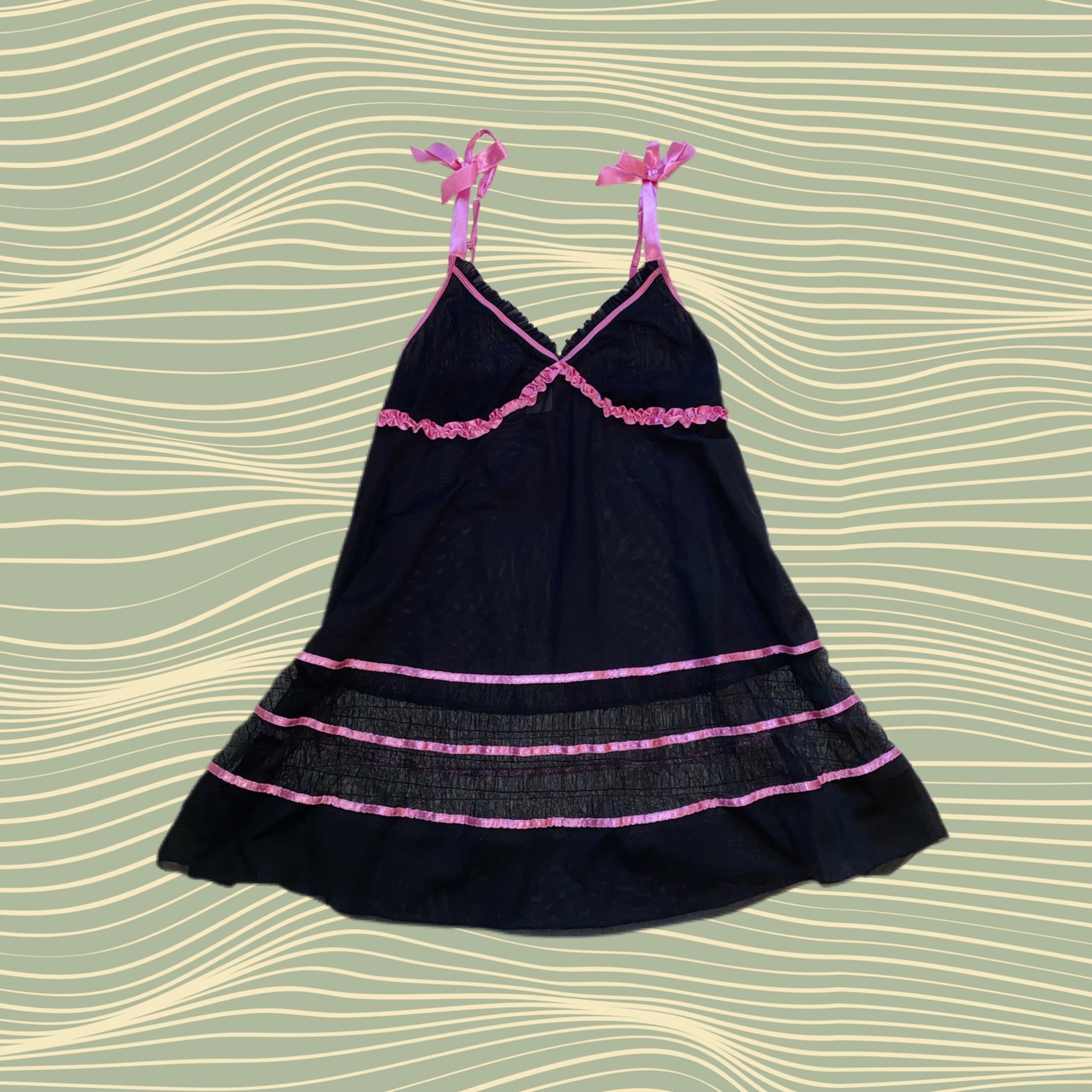 Product Image 1 - Deadstock Candies black & pink