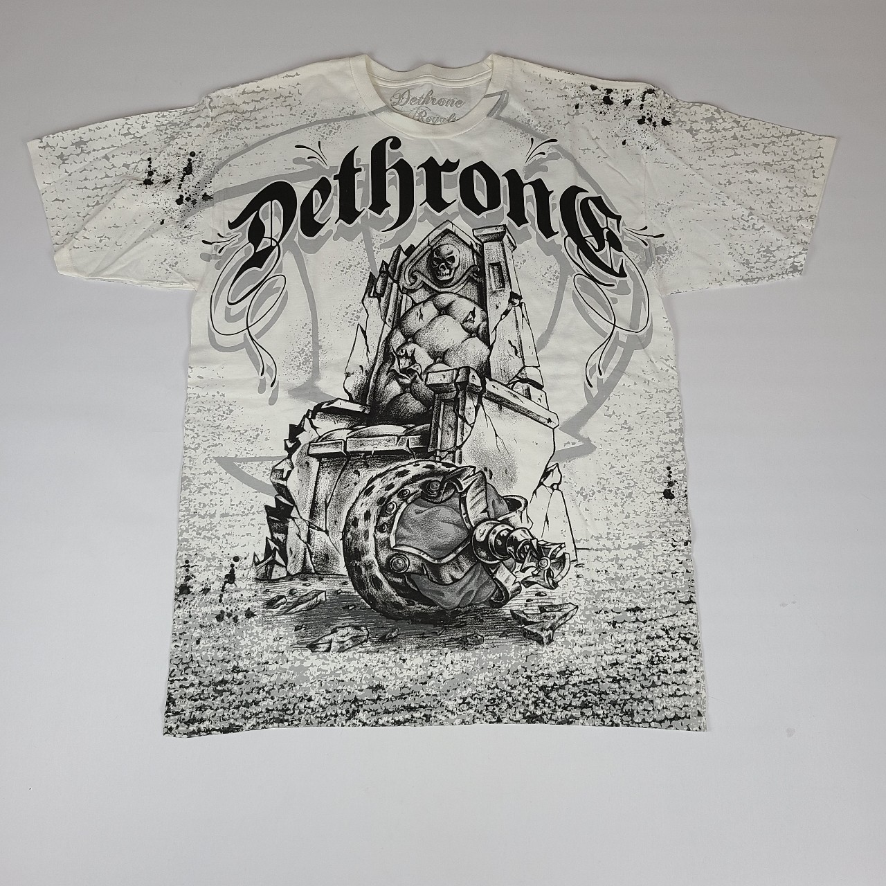 Product Image 1 - DETHRONE royalty all over print