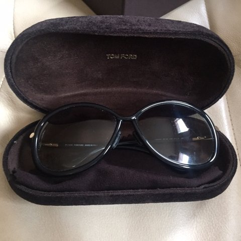 a3d2da46ff37 TOM FORD SUNGLASSES gently worn for about five years. no or - Depop