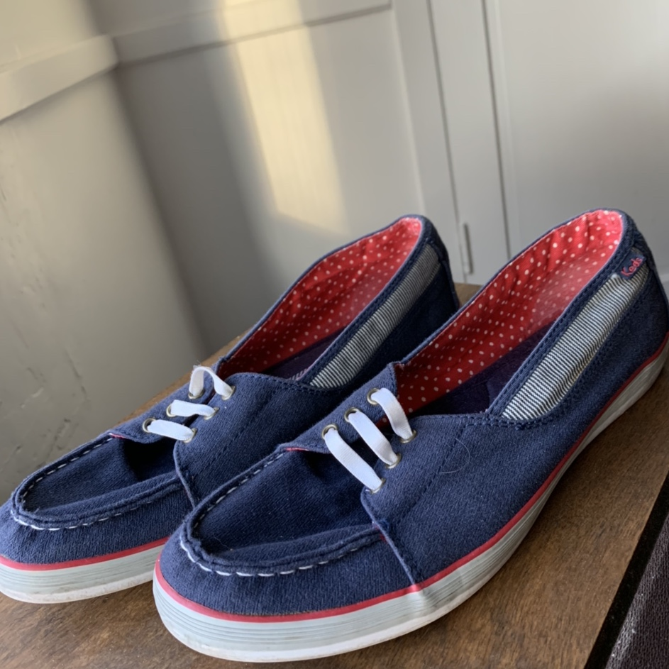 Product Image 1 - Vintage navy & red sailor