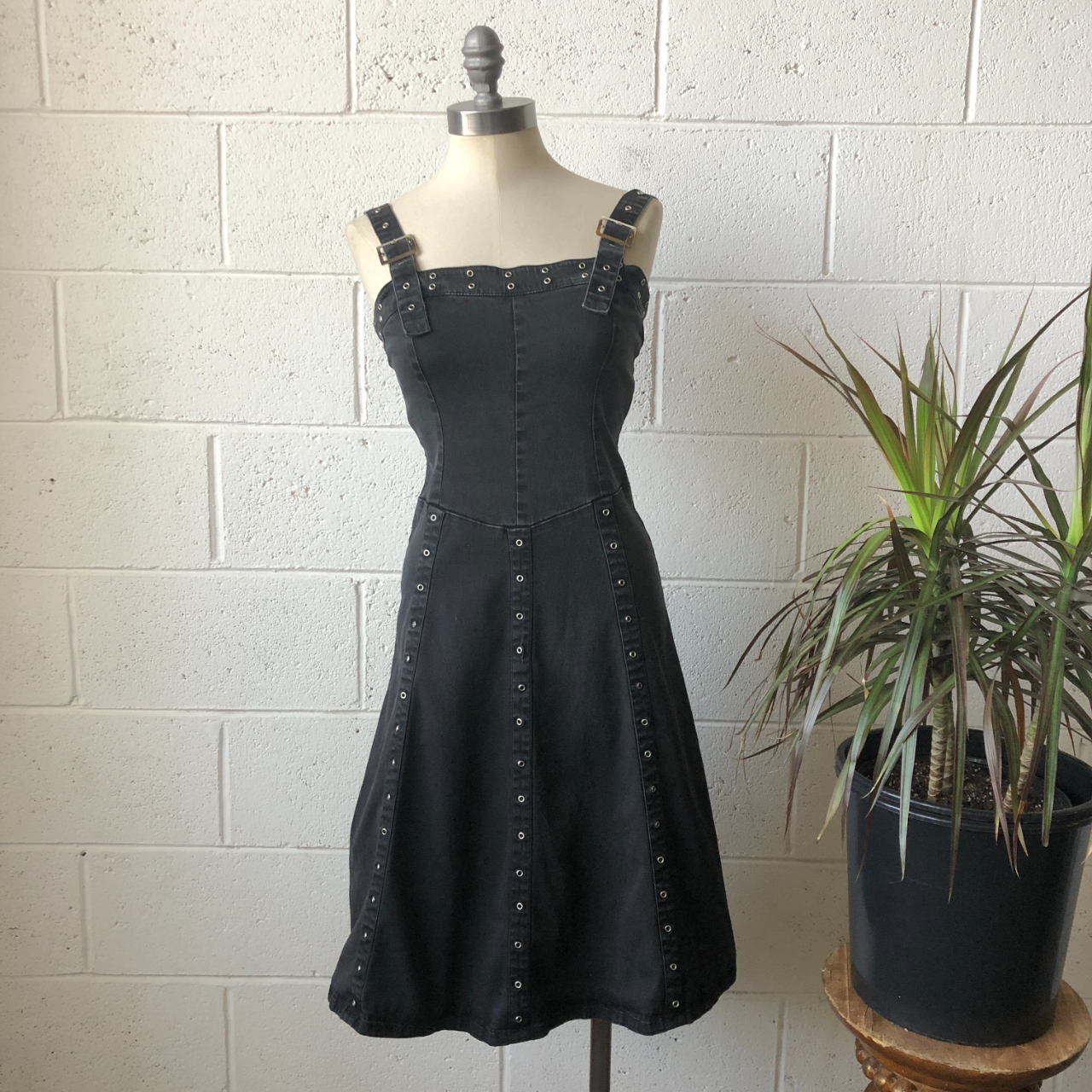 Product Image 1 - 90s TRIPP NYC Black Riveted