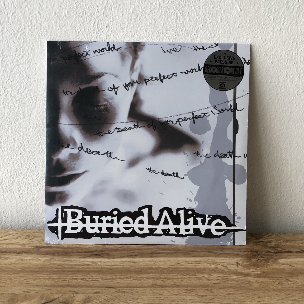 """Product Image 1 - Buried Alive """"The Death Of"""