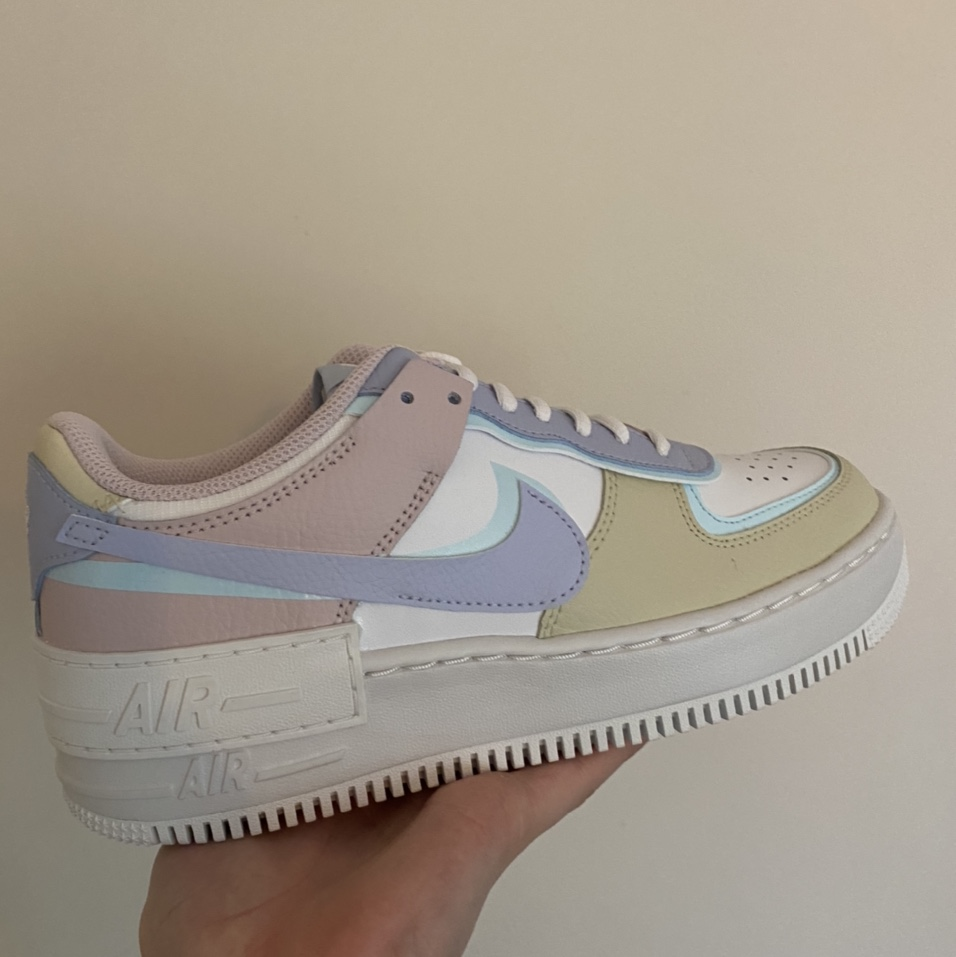 air force 1 pastel shadow