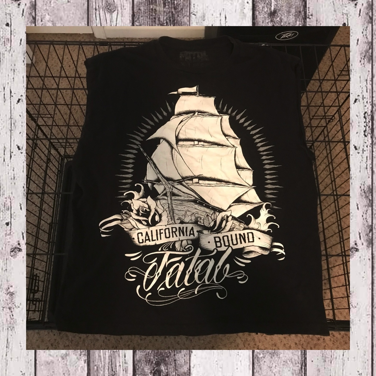 Product Image 1 - • Fatal Clothing! Sleeves cut
