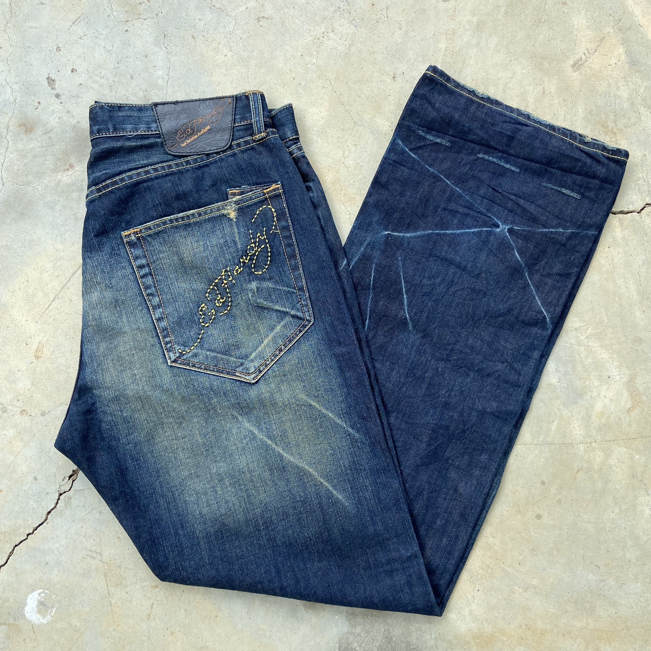 Product Image 1 - Very cool early 2000s distressed