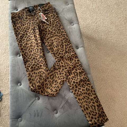 381ce2997ae5 @makailaperalta. 26 days ago. Camarillo, United States. Tripp NYC leopard  suede skinny pants ...