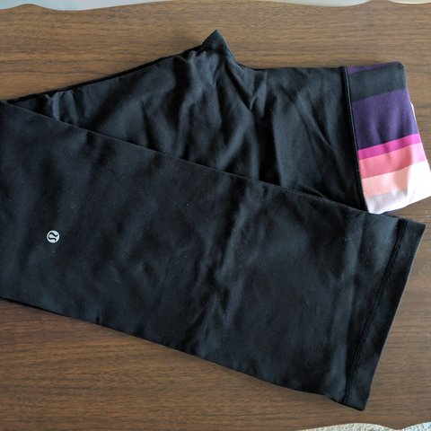 831a7d852bdd4 @laulach14. last month. London, Middlesex County, Canada. Lululemon astro yoga  pants size 4 regular. Excellent pre-owned condition.
