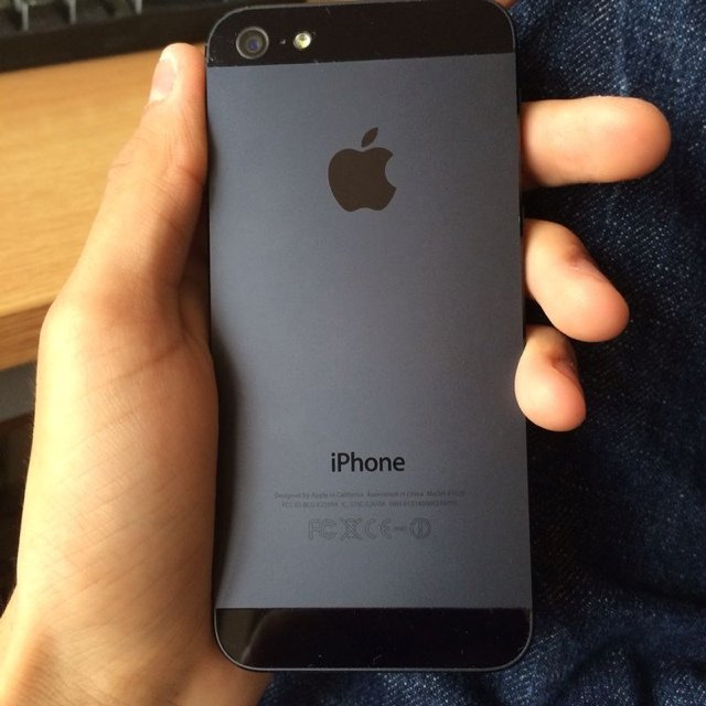 Apple Iphone 5 Space Grey 16gb Harshul Patel Depop