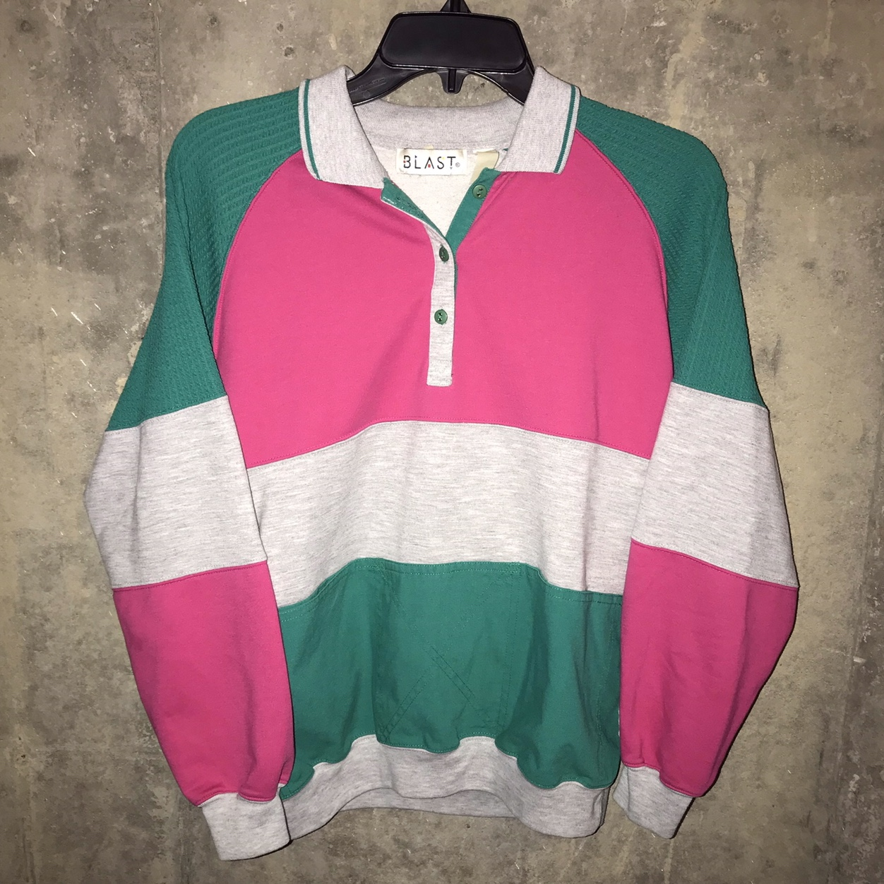 Product Image 1 - 90s 'Blast' collared shirt   *pink,