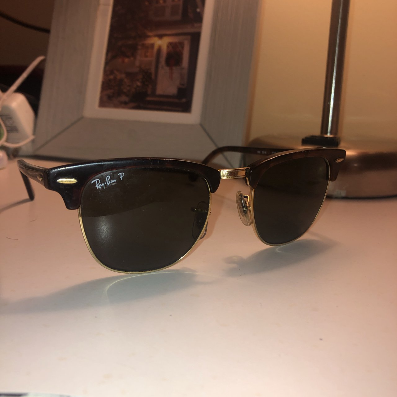 54748258e @gun2500. in 2 hours. Bethpage, United States. authentic polarized ray ban  clubmasters ...