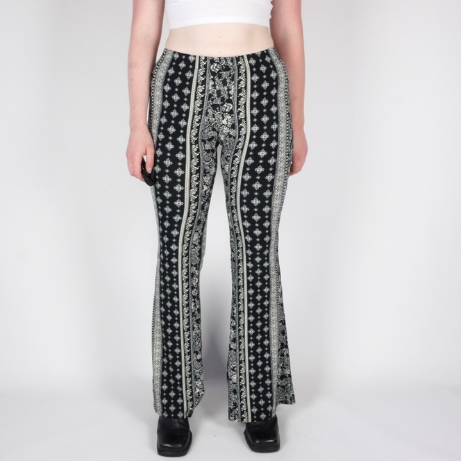 Product Image 1 - black white tribal y2k low