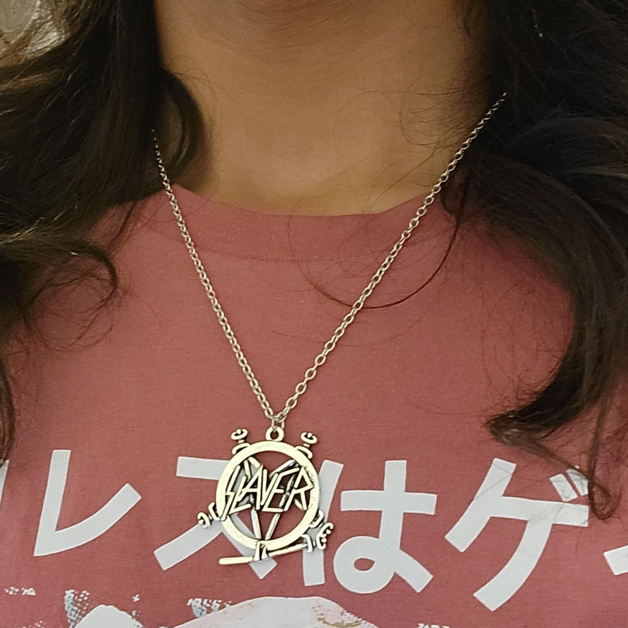 Product Image 1 - Slayer Necklace  Brand - None Condition -