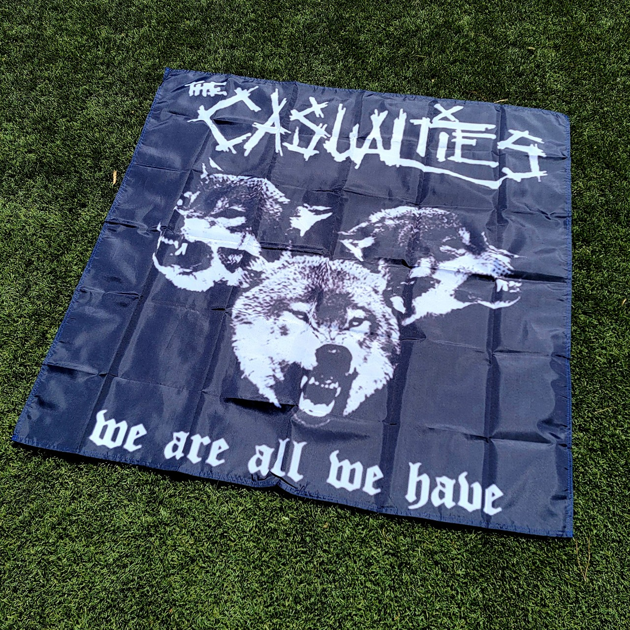 """Product Image 1 - The Casualties """"We Are All"""