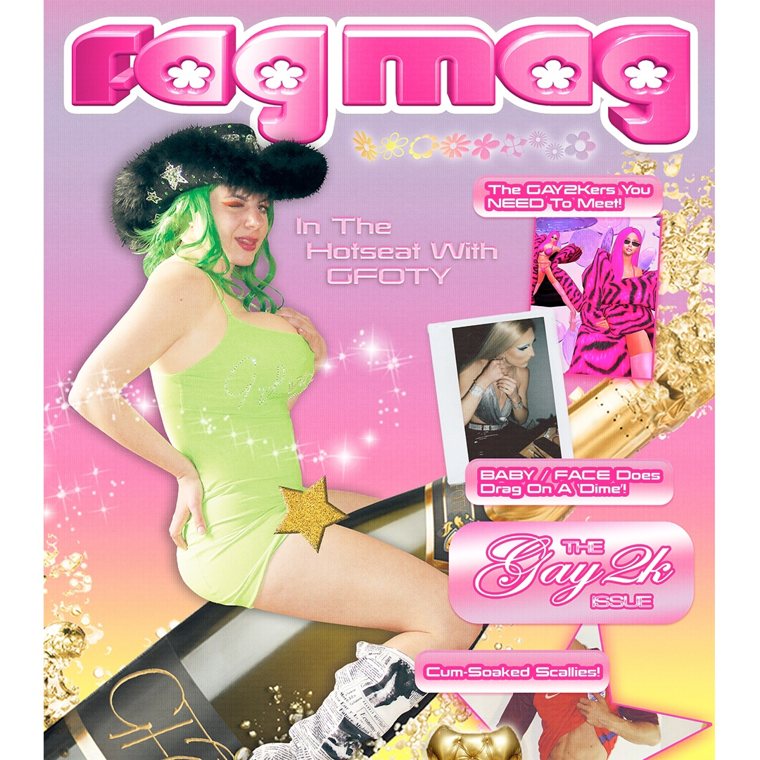 Product Image 1 - FAG MAG: THE GAY2K ISSUE  Featuring