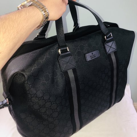 b6e04faff @josh_newton. 12 hours ago. London, United Kingdom. Mens Gucci bag.  Excellent condition Used a couple ...