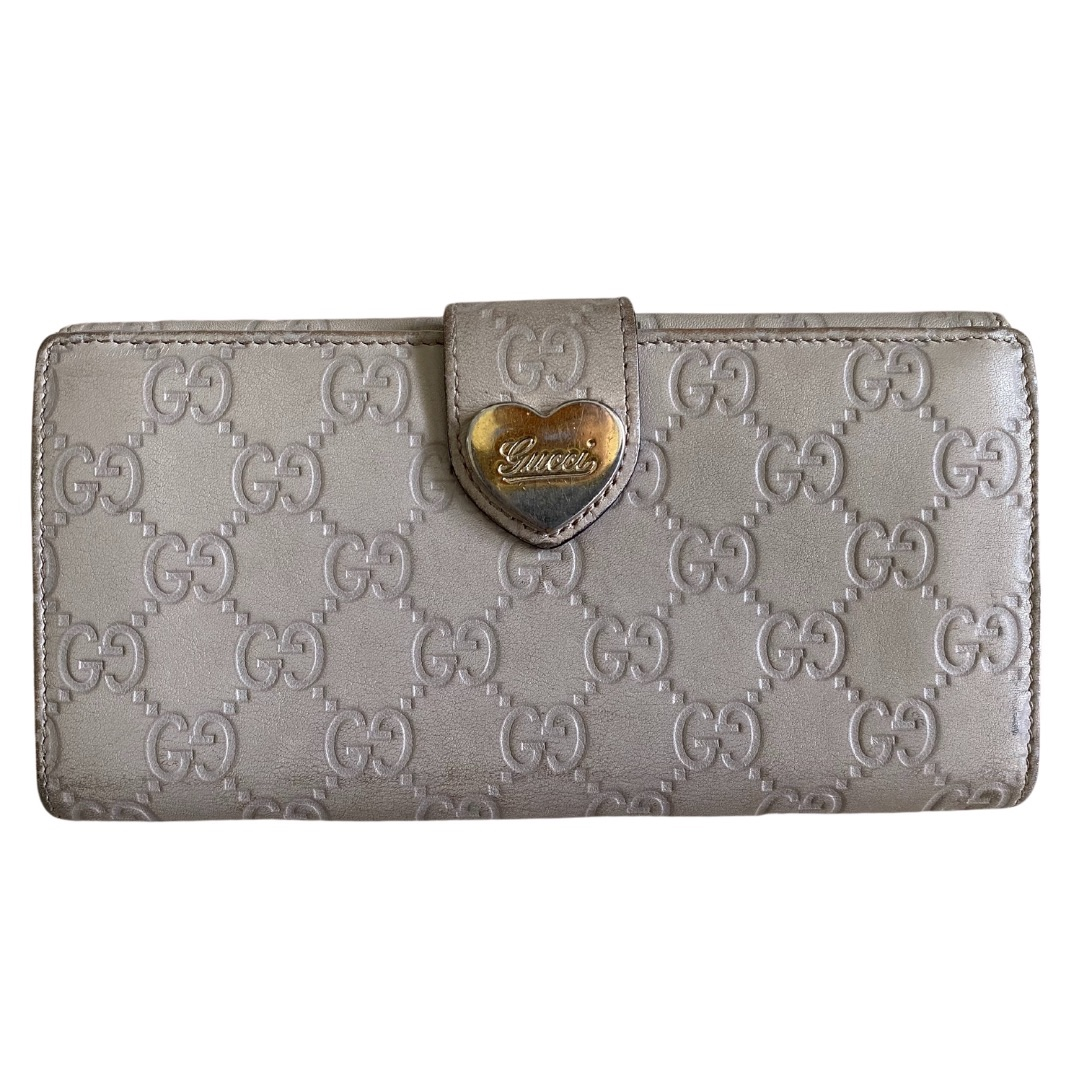 Product Image 1 - Gucci Heart Guccissima Leather Wallet.