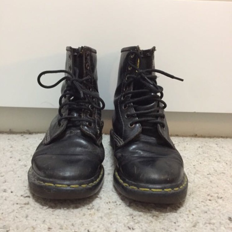 Product Image 1 - Worn out Dr Martens boots  Women's