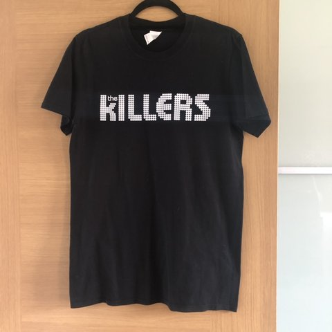 ab9c466ac The Killers band merch T-shirt in a size Medium. Worn once - Depop