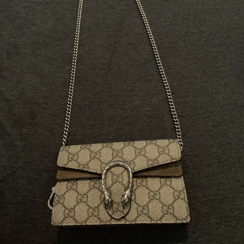 d839bebee22 @iamindiaross. last month. St. Louis, United States. Dionysus GG Supreme  super mini bag