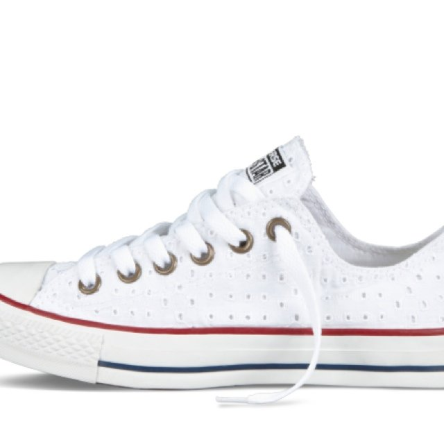 converse bianche base