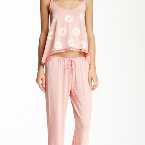 c402961e6886 @kforkanna. 6 days ago. Hacienda Heights, United States. Wildfox intimates  London Girl Pajama 2-piece Sleepwear Set ...
