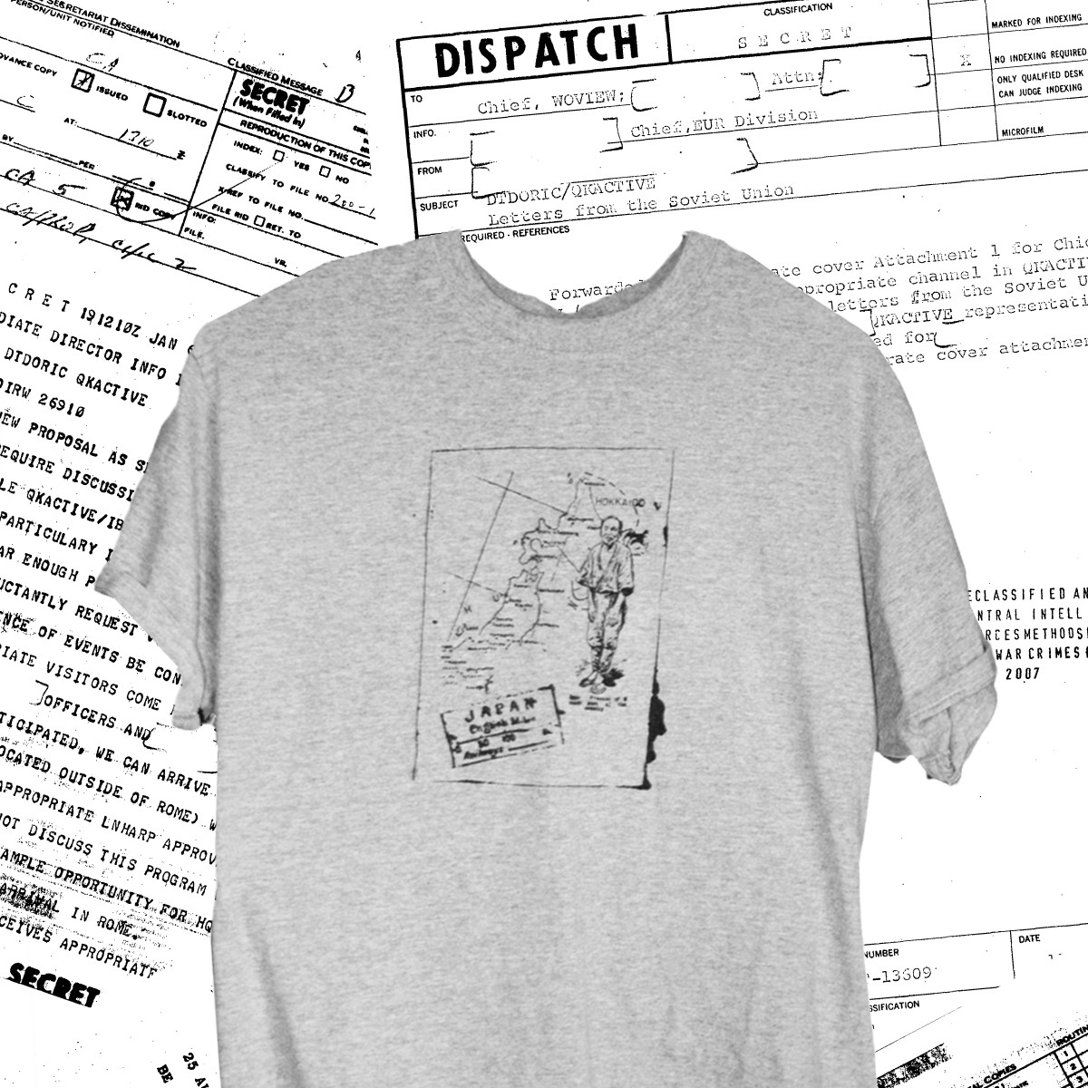 Product Image 1 - Japan Archival Atlas Tee, one
