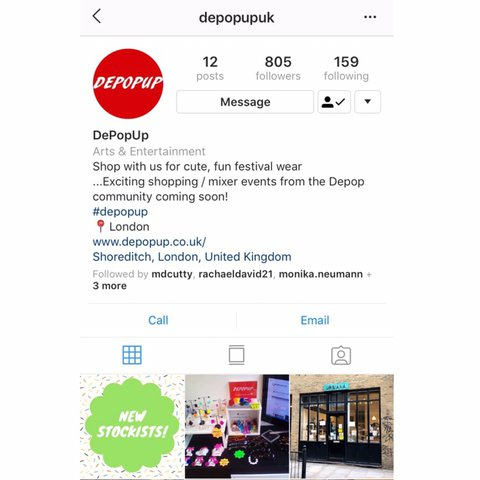Listed on Depop by depopupuk