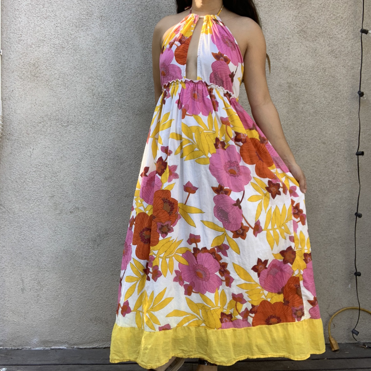 Product Image 1 - Vintage 1970's Style Floral Print