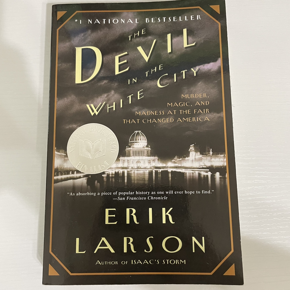 Product Image 1 - The Devil in the White