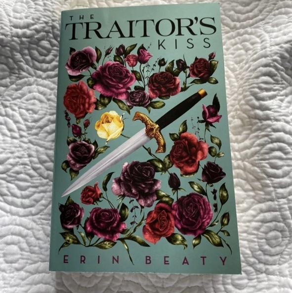 Product Image 1 - The traitor's kiss book by