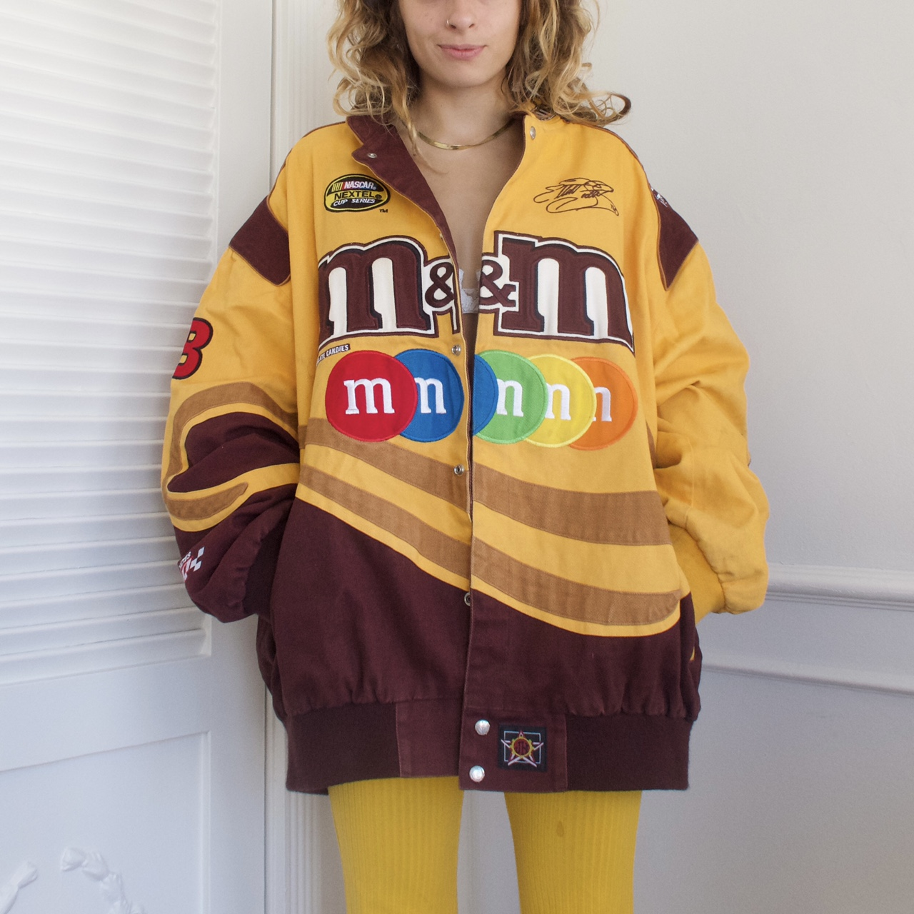 Product Image 1 - Vintage yellow and brown M&Ms