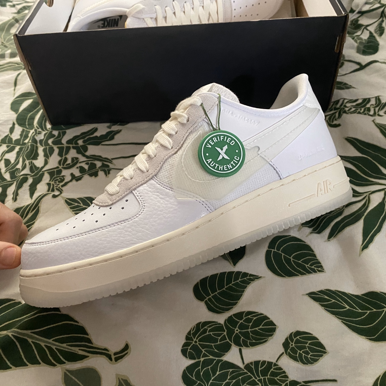 Nike Air Force 1 DNA white Open to reasonable... - Depop