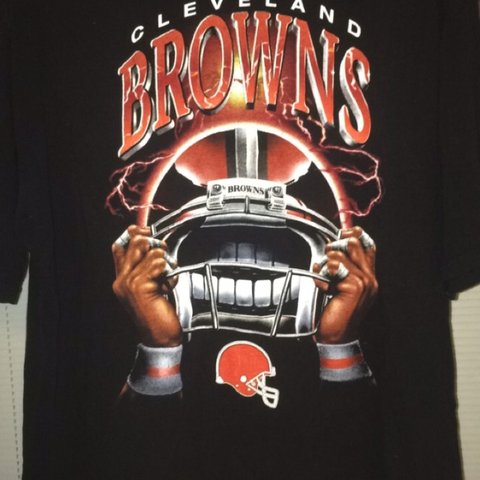 31656c34c7a4 @netcollectors. 17 days ago. United States. Vintage 90's Cleveland Browns  Tee- ...