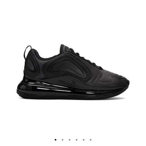 Brand new nike air max 750 in black, never worn size 6 - Depop